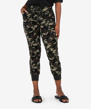 Tyler Jogger (Olive)-New-Kut from the Kloth