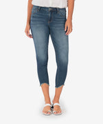 Connie Slim Fit Crop Skinny (Specific Wash) Main Image