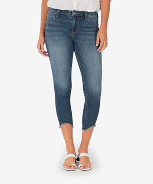 Connie Slim Fit Crop Skinny (Specific Wash)-New-Kut from the Kloth