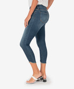 Connie Slim Fit Crop Skinny (Specific Wash) Hover Image