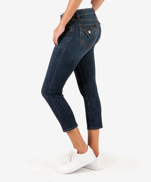 Maggie Skinny Crop Boyfriend (Originate Wash)-New-Kut from the Kloth