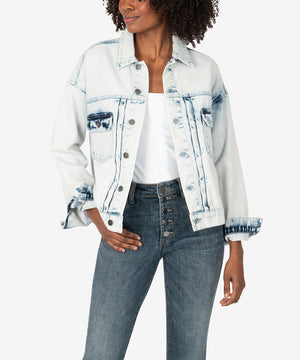 Gilda Jacket (Artsy Wash)