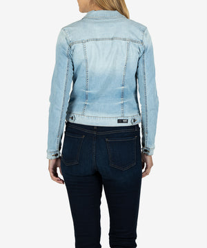 Amelia Jacket (Compensate Wash)-New-Kut from the Kloth