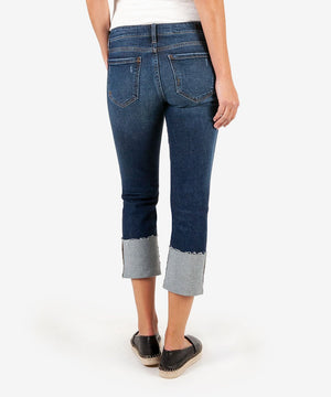 Bella Straight Leg (Valor Wash)-Kut from the Kloth