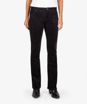 Karen Corduroy Baby Bootcut (Charcoal Grey)-New-Kut from the Kloth