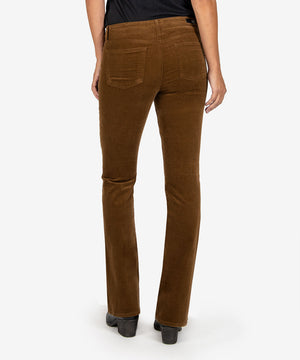 Karen Corduroy Baby Bootcut (Cognac)-New-Kut from the Kloth