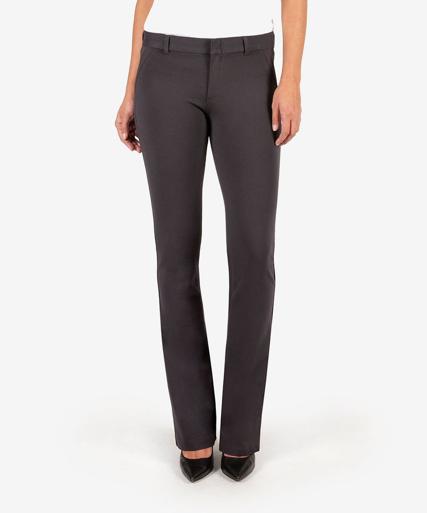 Trouser Bootcut  (Dark Grey)