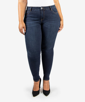 Donna Slim fit Ankle Skinny, Plus (Sufficiency wash)--Kut from the Kloth