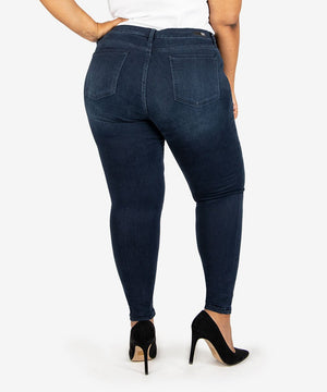 Mia Slim Fit Skinny, Plus (Paragon Wash)-New-Kut from the Kloth