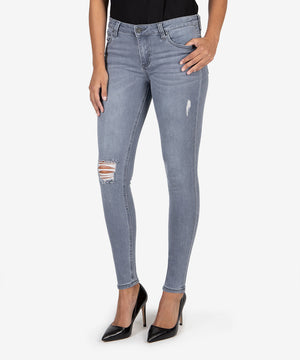 Mia Slim Fit Skinny (Perpetual Wash)-New-Kut from the Kloth