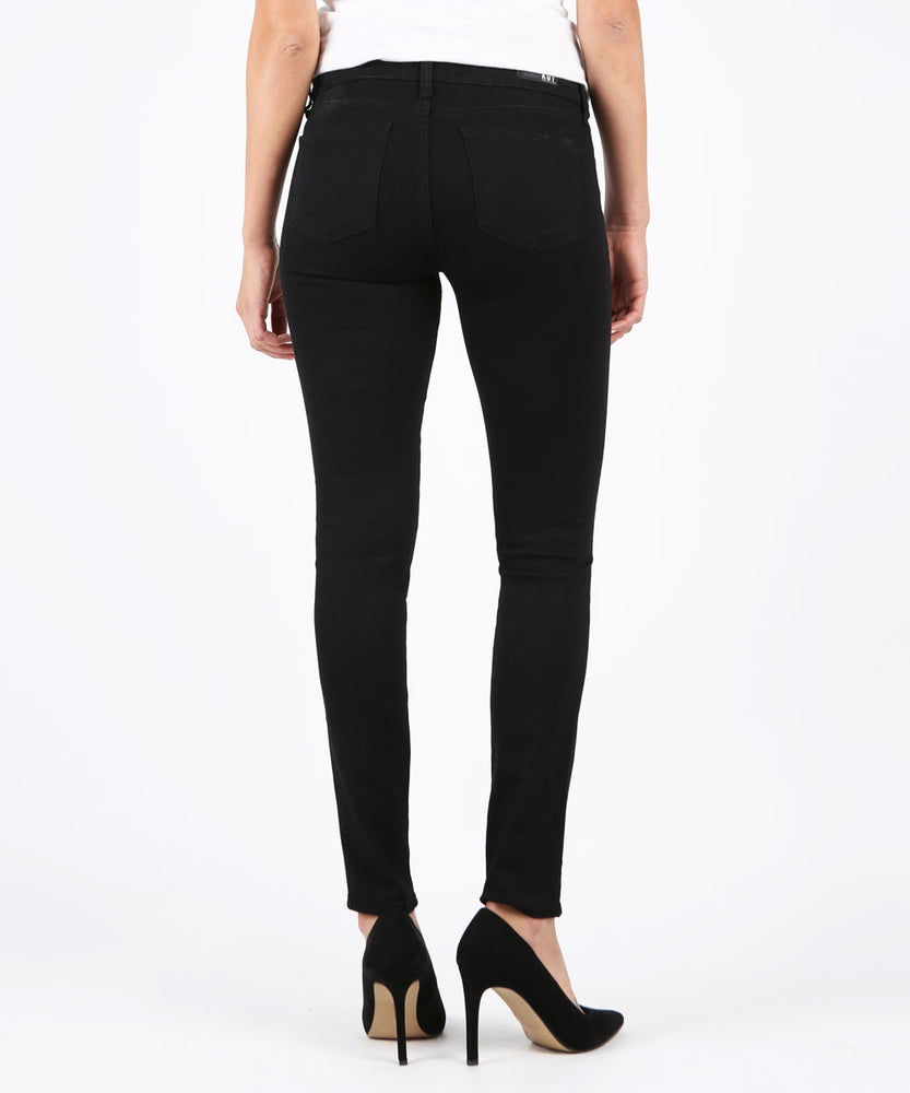Diana Kurvy Relaxed Fit Skinny (Black)-Kut from the Kloth