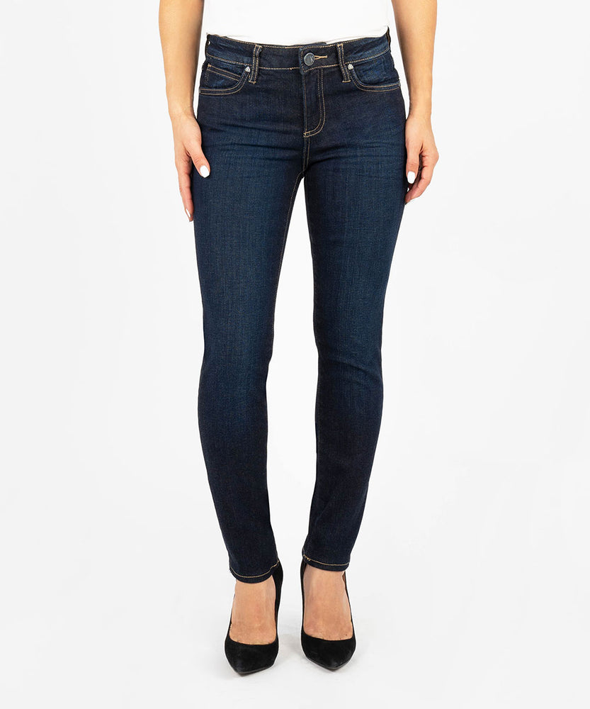 Diana Kurvy Relaxed Fit Skinny, Petite (Limitless Wash)