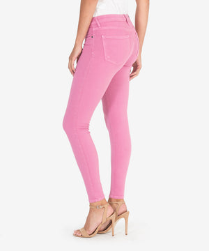 Connie Slim Fit Ankle Skinny, Exclusive (Rouge Pink)-New-Kut from the Kloth