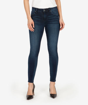 Connie Slim Fit Ankle Skinny (Formidable Wash)-Kut from the Kloth