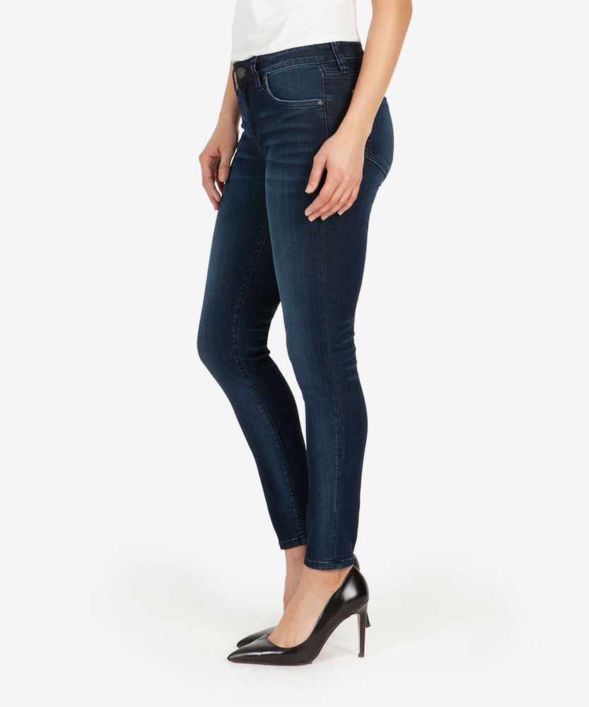 Connie Slim Fit Ankle Skinny (Formidable Wash)