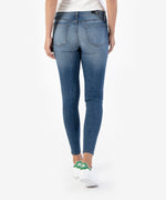 Connie Slim Fit Ankle Skinny, Exclusive (Fighter Wash) Hover Image