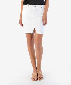 Hannah Denim Skirt, Exclusive-New-Kut from the Kloth