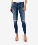Connie Slim Fit Ankle Skinny, Exclusive (Deal Wash) Main Image