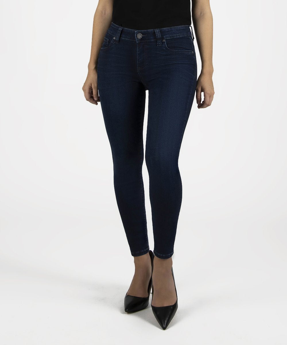 Connie Ankle Skinny, Petite (Influential Wash)