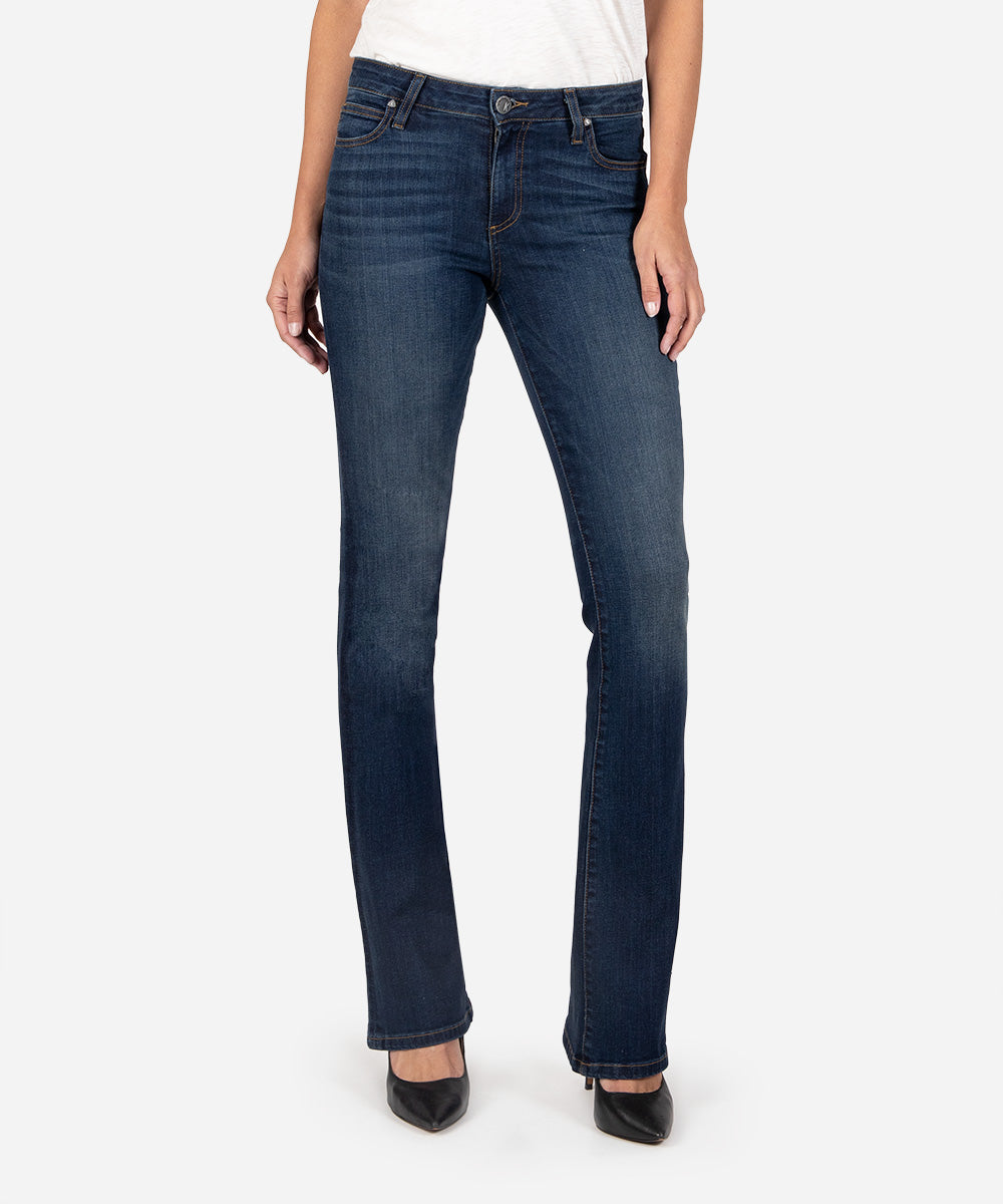 Natalie Kurvy Bootcut, Exclusive (ACQUIRE WASH)