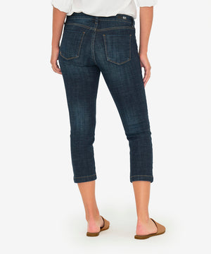 Lauren Crop Straight Leg (Ability Wash)-New-Kut from the Kloth