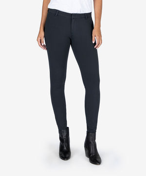 Mia Knit Skinny (Charcoal)-New-Kut from the Kloth