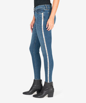 Donna Ankle Skinny (Agree Wash)-New-Kut from the Kloth