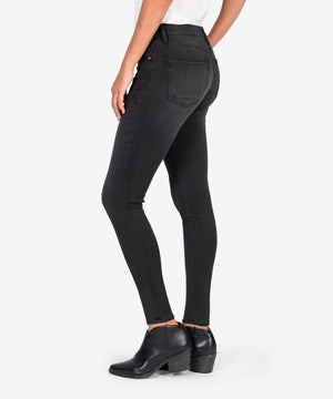 Donna High Rise Ankle Skinny (Realization Wash)