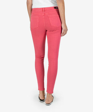 Donna High Rise Ankle Skinny (Strawberry)-Kut From the Kloth