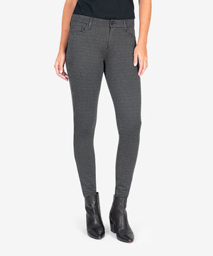 Donna Ankle Skinny (Black/Grey)-New-Kut from the Kloth