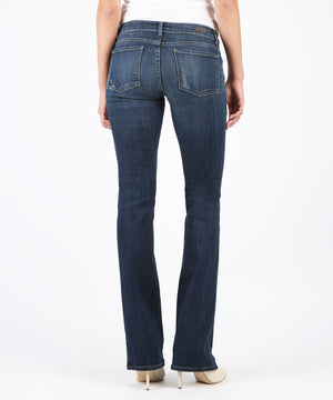 Natalie Bootcut, Long Inseam Exclusive (Accommodating Wash)-Kut from the Kloth