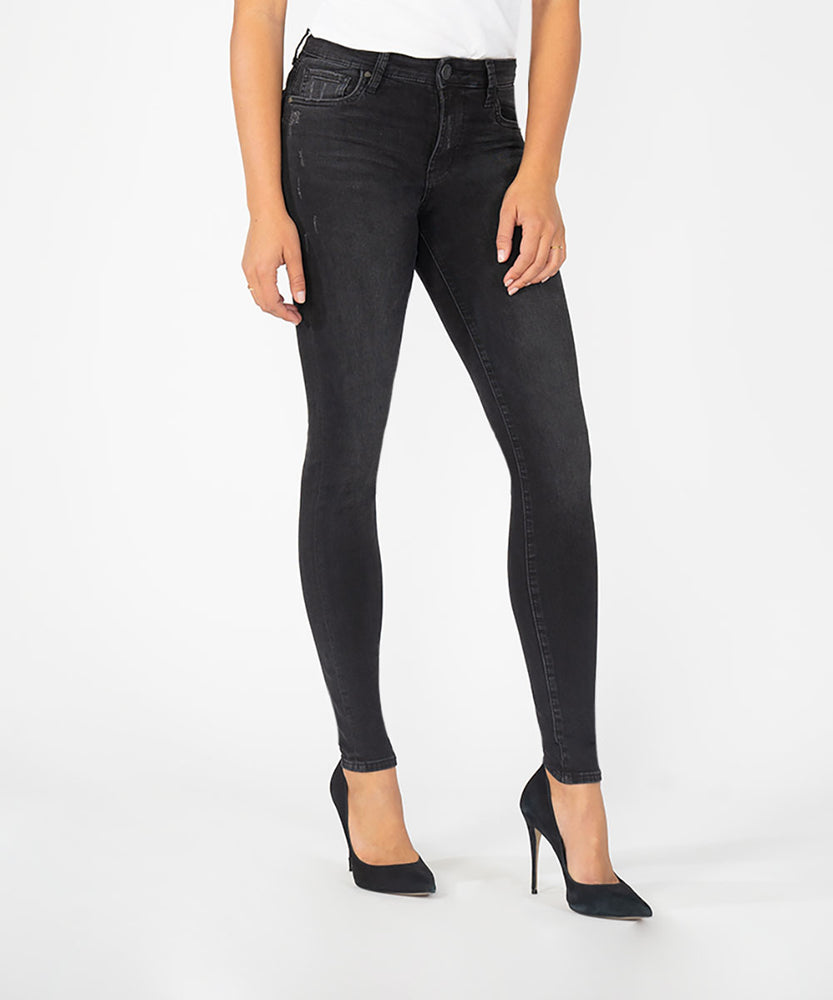 Mia High Rise Slim Fit Skinny (Fulfill Wash)