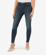 Mia High Rise Slim Fit Skinny (View Wash) Main Image