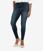 Mia High Rise Slim Fit Skinny (Endless Wash) Main Image