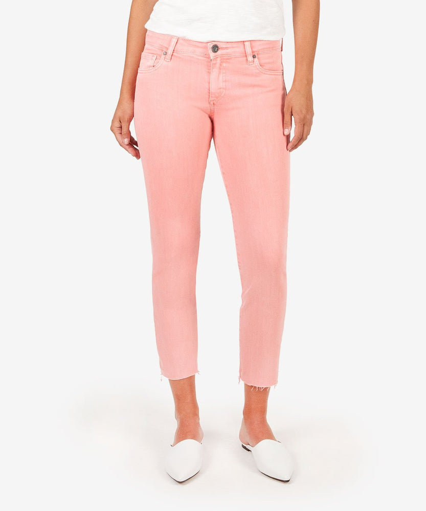Reese Ankle Straight Leg (Coral)