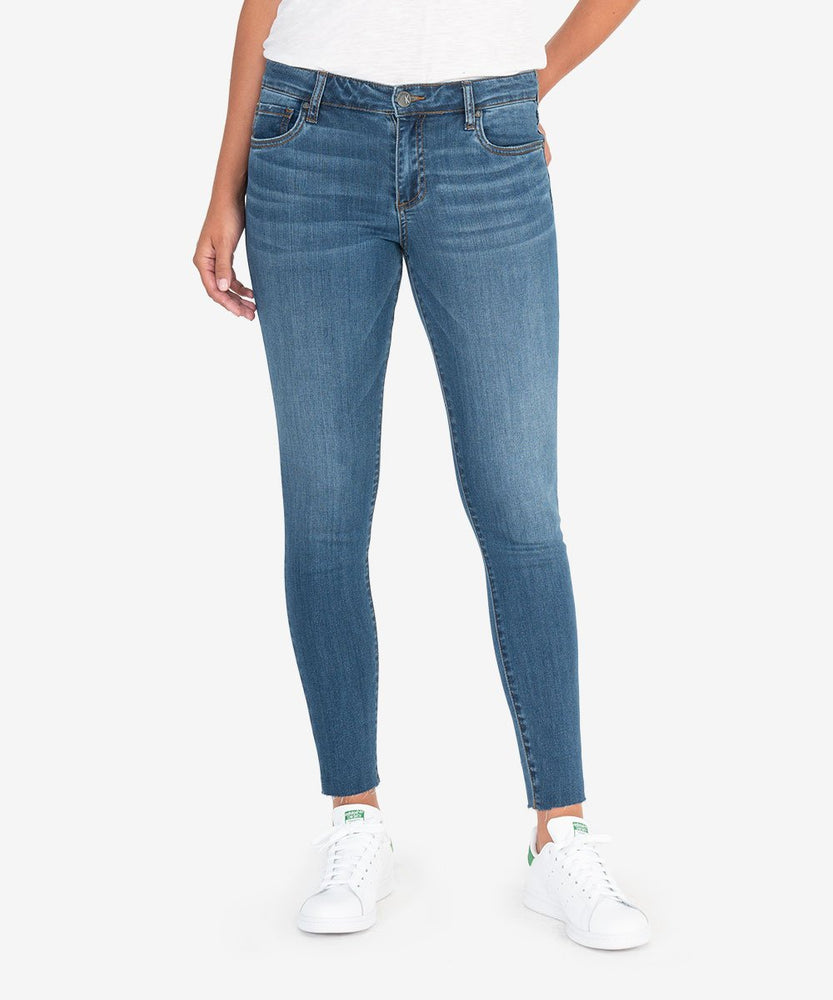 Donna Ankle Skinny With Recycled Poly (Collaborate Wash)