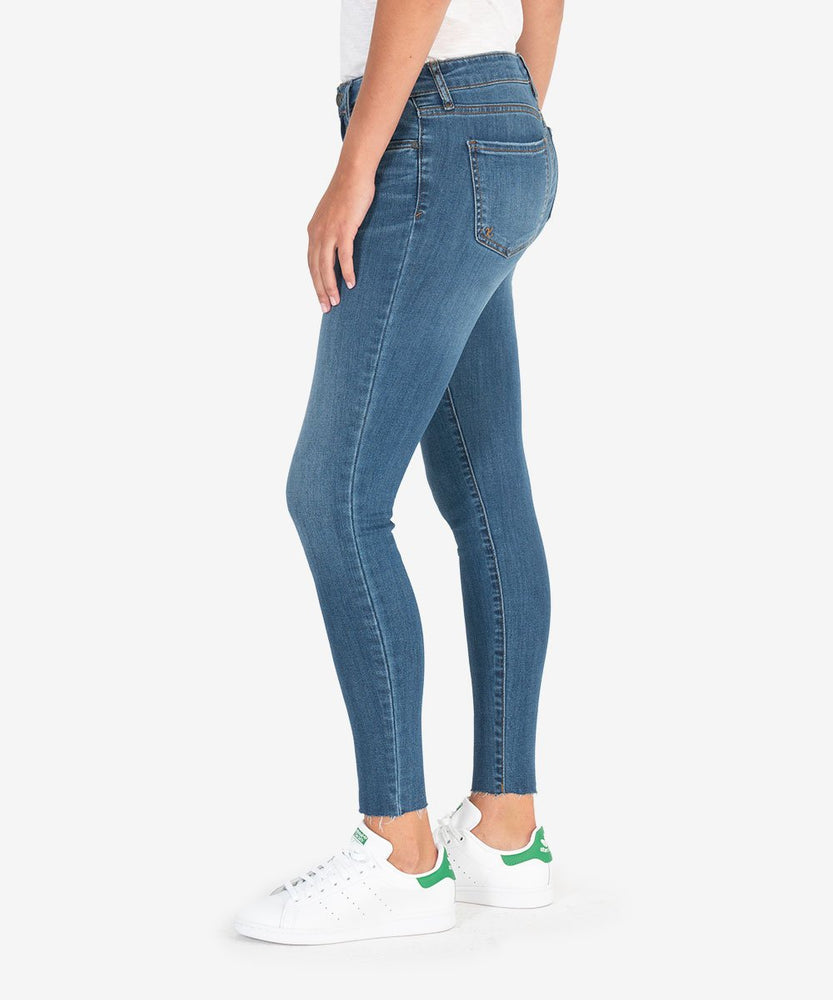 Donna Ankle Skinny With Recycled Poly (Collaborate Wash)-Kut from the Kloth