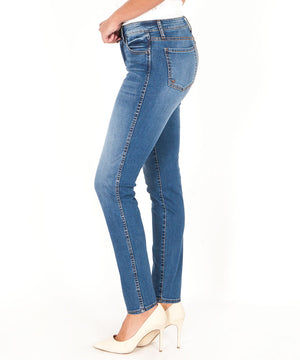 Diana Fab Ab Relaxed Skinny (Meditate Wash)-Denim-Kut from the Kloth
