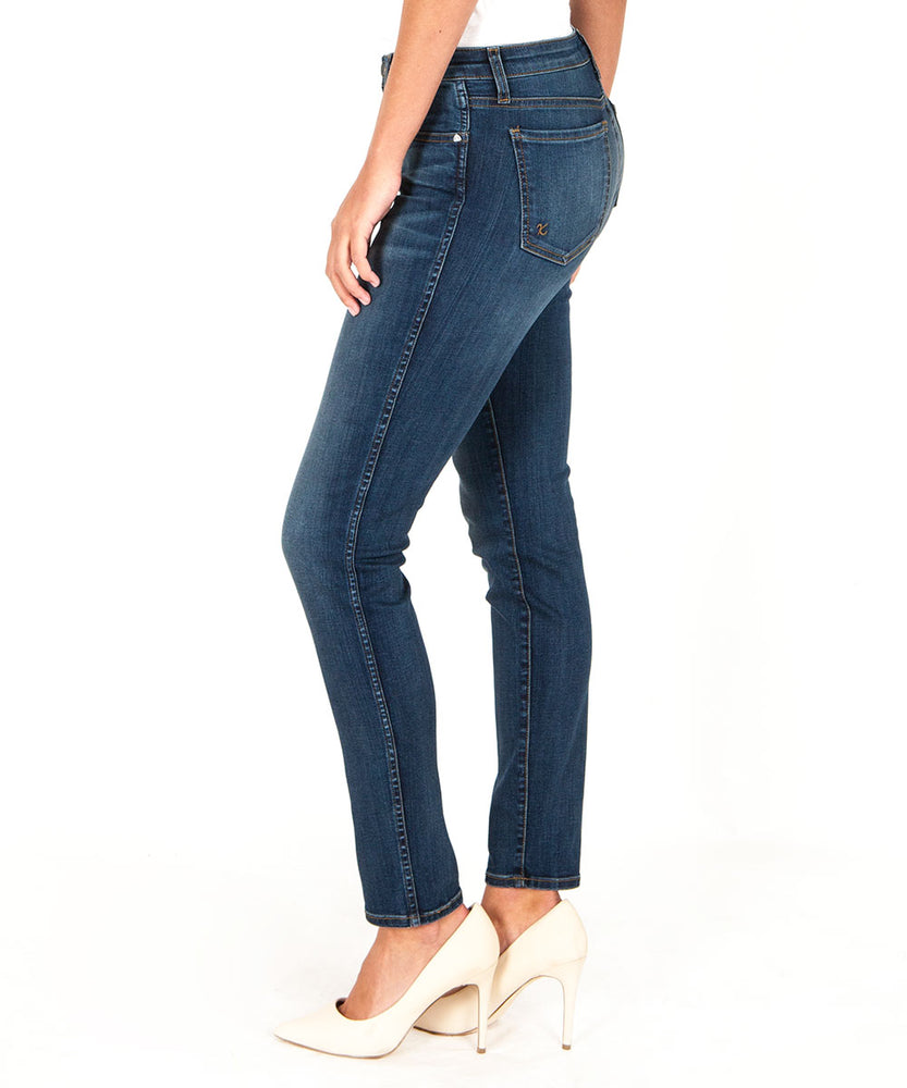 Diana Fab Ab Relaxed Skinny, Exclusive (Strike Wash)