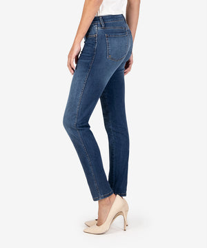 Diana High Rise Fab Ab Skinny (Assemble Wash)-New-Kut from the Kloth