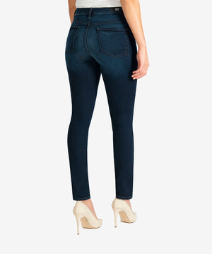 Diana Fab Ab High Rise Relaxed Fit Skinny (Attitude Wash)