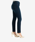 Diana Fab Ab High Rise Relaxed Fit Skinny, Petite (Attitude Wash) Hover Image