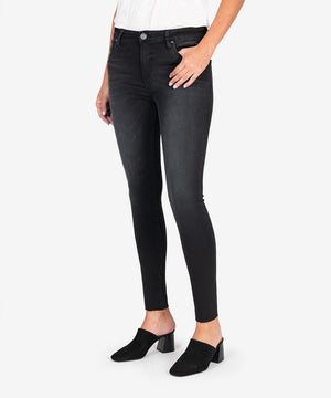 Donna High Rise Ankle Skinny (Travel Wash)-New-Kut from the Kloth