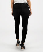 Donna High Rise Ankle Skinny, Petite (Travel Wash) Hover Image