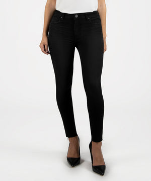 Donna High Rise Ankle Skinny (Travel Wash)- Kut from the Kloth Denim