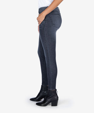 Donna High Rise Ankle Skinny (Eventful Wash)-New-Kut from the Kloth