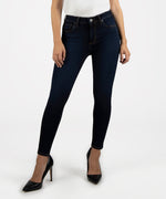 Donna High Rise Ankle Skinny, Petite (Transformative Wash) Main Image
