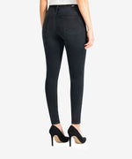 Donna High Rise Ankle Skinny, Petite (Continually Wash) Hover Image
