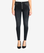 Donna High Rise Ankle Skinny, Petite (Continually Wash) Main Image