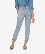 Rachael High Rise Mom Jean (Cactus Wash) Hover Image